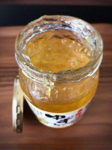 エステ A.IMUSの国産ゆず茶
